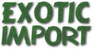 Exotic Import logo
